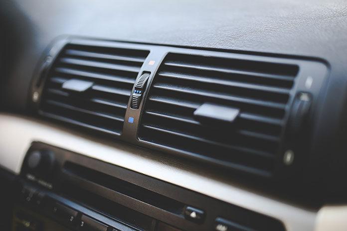 Elementy składowe układu klimatyzacji samochodowej